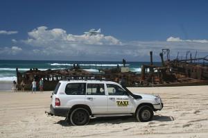 Taxi and Maheno